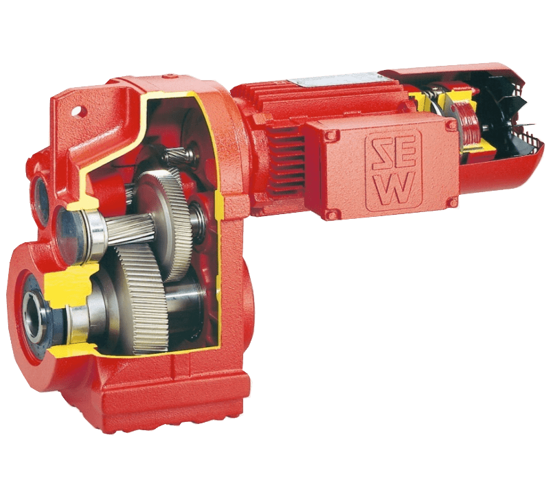 Parallel Shaft Gearmotors