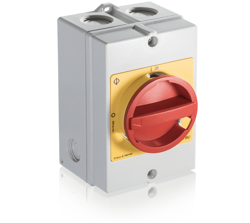 Maintenance & Safety Switches